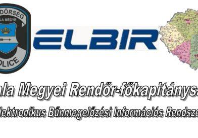 ELBIR hírlevelek 2018. – Zala