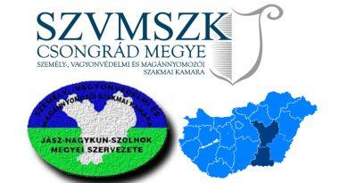 SZVMSZK Csongrád & Jász-Nagykun Szolnok Megyei Szervezete